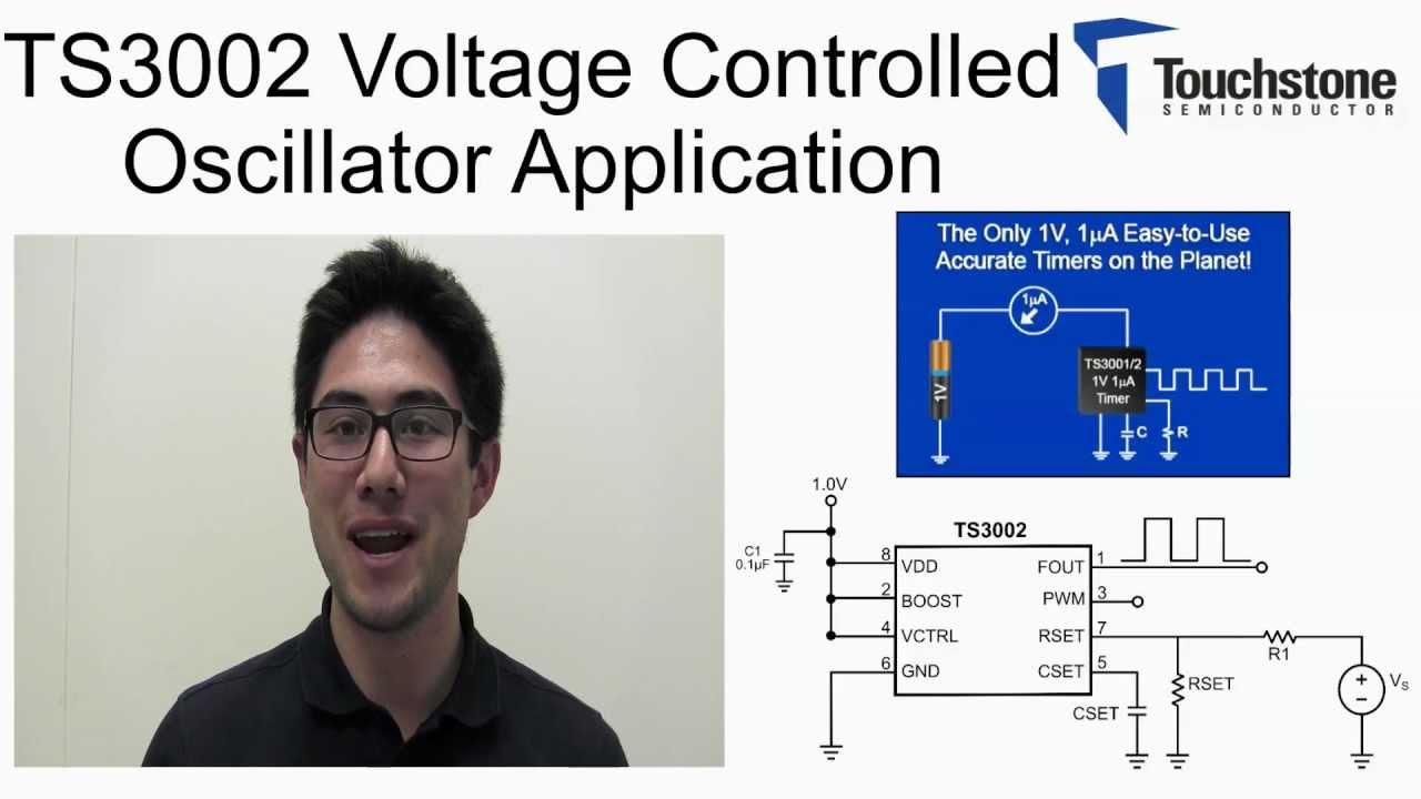 Ts3002 How To Configuring A Voltage Controlled Oscillator Is Super Vco Using 555 Timer Easy Youtube