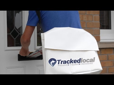 Glasgow Door To Door Leaflet Distribution and Flyer Delivery from TrackedLocal