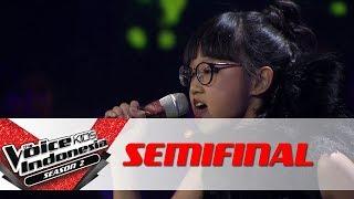 "Kim ""Black Hole Sun"" | Semifinal | The Voice Kids Indonesia Season 2 GTV"