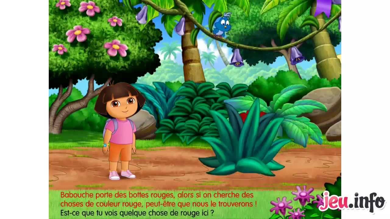 Jeux de dora a la plage - Dora a la plage ...