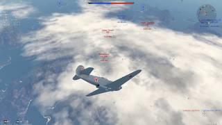 WAR THUNDERING IN YAK 9P