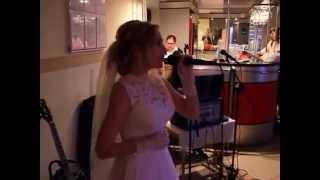Свадебная песня мужу Валентину