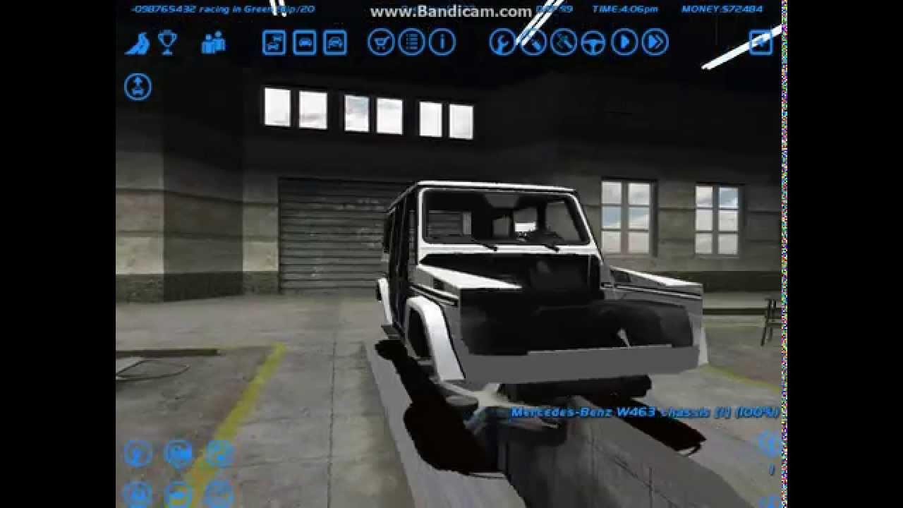 Как сделать свою машину в slrr 919