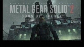 Metal Gear Solid 2 (ITA) Parte 1 - INFILTRAZIONE NEL TANKER