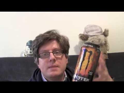 Monster Rehab Tea + Orangeade + Energy Drink Test