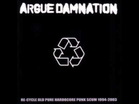Argue Damnation - Not A Unitary State