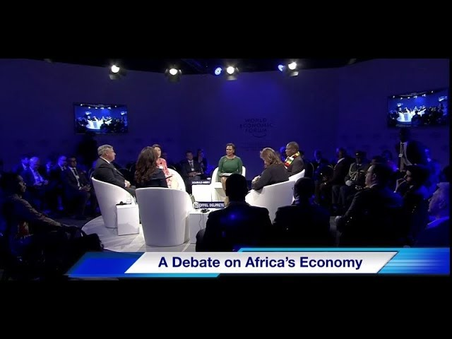 Can Africa Deliver On Its Megaprojects Promises? Prez of Zimbabwe Responds....