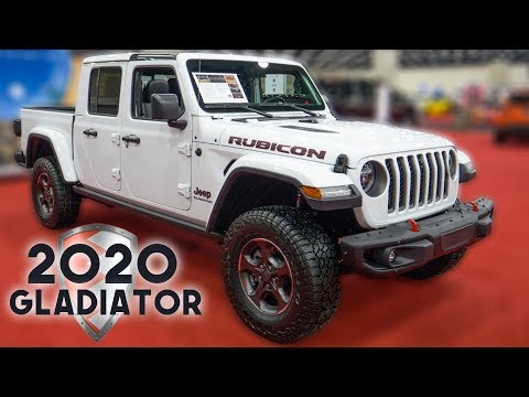 2020 jeep gladiator release date | 2020 jeep gladiator reveal | 2020 jeep gladiator mpg