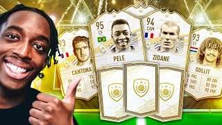THE BEST MID OR PRIME ICON PACK OPENING EVER!!! (10 ICONS)