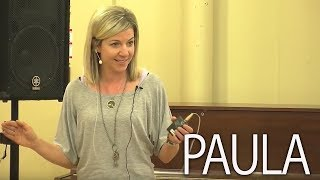 Depression, Post Traumatic Stress Disorder, and Anxiety: Paula