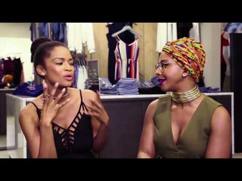 BET A-List chats to Boity Thulo