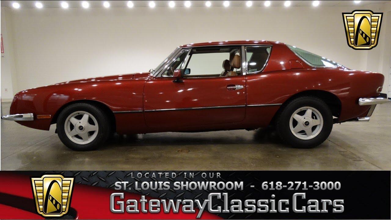 1980 Avanti II - Gateway Classic Cars St. Louis - #6648
