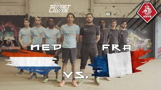 NEDERLAND vs. FRANKRIJK - STREET INTERNATIONAL