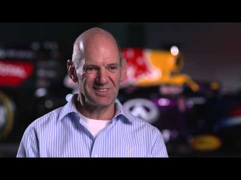 F1 2015 - Red Bull Renault - Interview with Adrian Newey (RB11 launch)