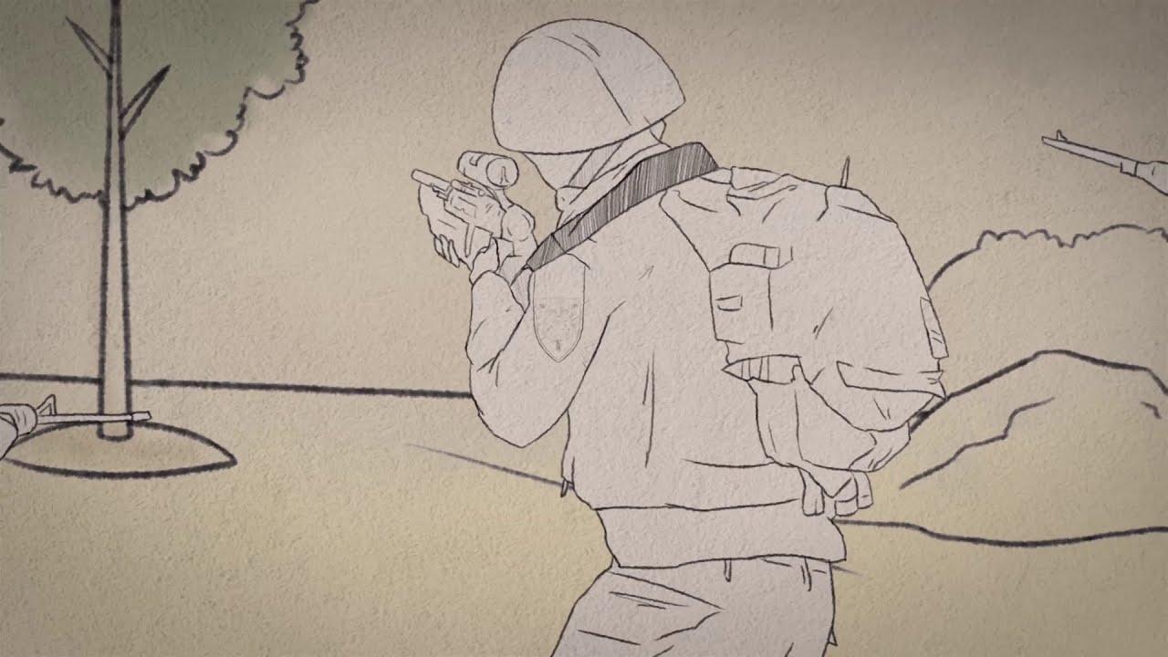 גיבור שקוף (הלוחמים חזרו הביתה) - עמיר לב