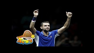 Top-seeded marin cilic advances to second round of japan open