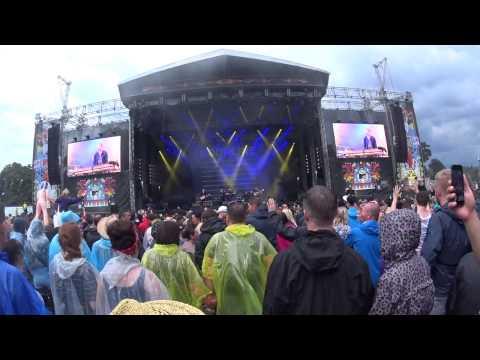V-festival 2015 Ep.4 George Ezra, Ellie Goulding & Kodaline