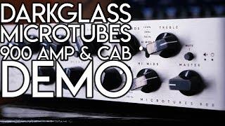 Ultimate Bass Rig Darkglass Microtubes 900 Amp Cabinet SpectreSoundStudios DEMO