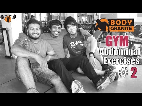 Weight loss Workout – Abdominal Exercises – part 2