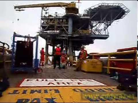 Kehidupan pekerja offshore part02