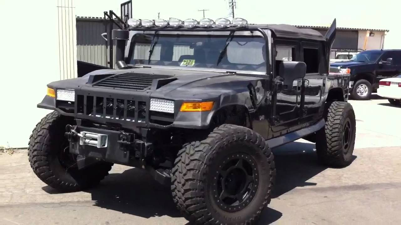 Evo Hummer H1 Youtube