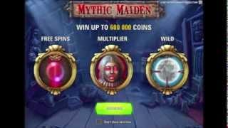 Mythic Maiden bei Mr Green Deutschland Thumbnail