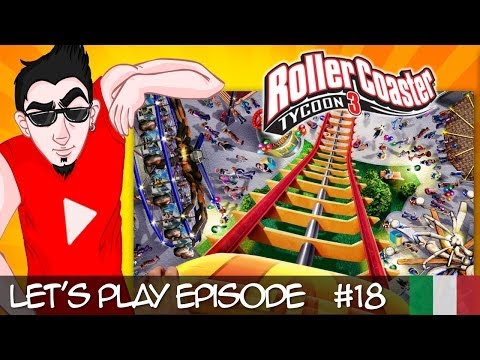 Let's Play (ITA) - RCT3 #03 Bandiera a scacchi! from YouTube · Duration:  51 minutes 19 seconds