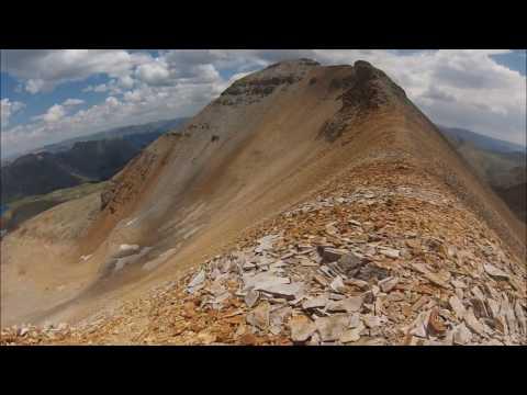 Colorado Backpacking, Climbing, and Fishing 2013 (San Juan Mountains)