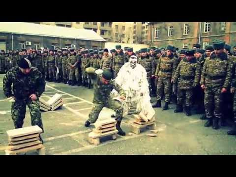 Смотреть до конца Armenian Peacekeeping Forces (Yerevan) Message to Azerbaijan
