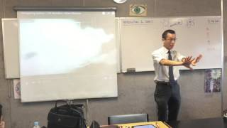 Introduction to Conics (1 of 8: The Link between areas of all geometrical shapes)
