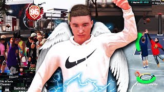 I CREATED THE BEST REBIRTH BUILD IN NBA 2K19 AND TOOK OVER THE PARK... (95 Overall Reaction)