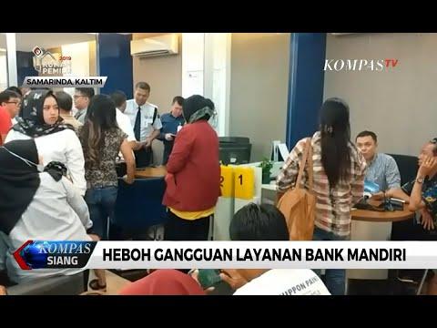 Heboh Layanan Bank Mandiri Error, Penyebabnya Ternyata karena Gangguan Sistem IT