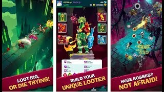 The Mighty Quest for Epic Loot [ Android APK ] Gameplay