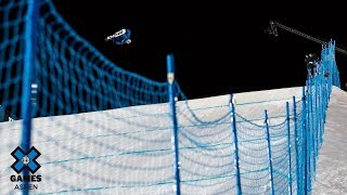 Mark McMorris wins Men's Snowboard Big Air silver | X Games Aspen 2019