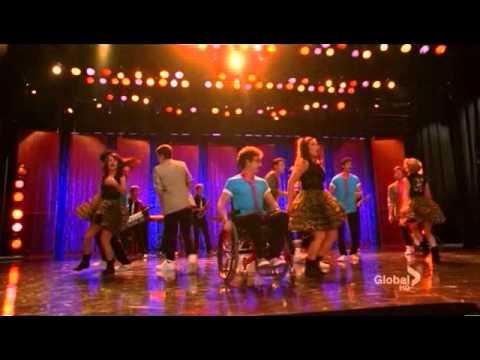 You make my dreams come true- Glee S03E06