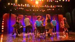 You make my dreams come true- Glee S03E06