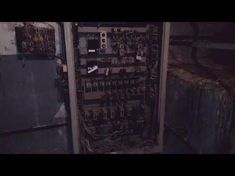 Старый необслуженный лифт. Начинаю его приводить в порядок. Часть 1
