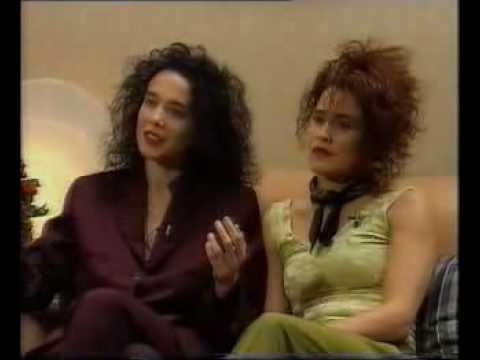 Wendy & Lisa Interview -  Vivid - 1990
