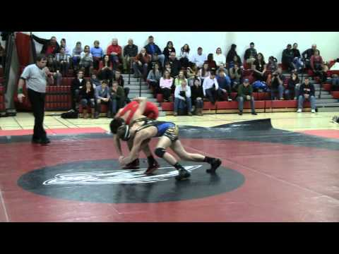 WSW Carmen O vs Jamestown 145 lbs
