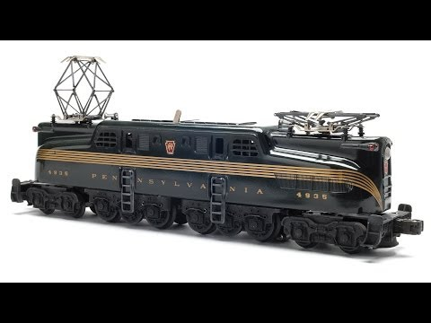 Lionel postwar O gauge GG1 in action | Classic Toy Trains magazine