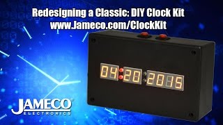 Clock Kit: Assembly And Programming