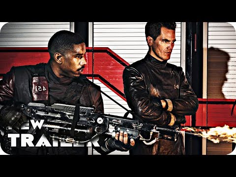 Fahrenheit 451 Teaser Trailer (2018) Michael Shannon, Michael B. Jordan Movie