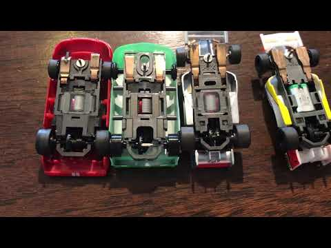 AFX Slot Car Racing – Viper Scale Racing V-Spec Car Test – Episode Two S2