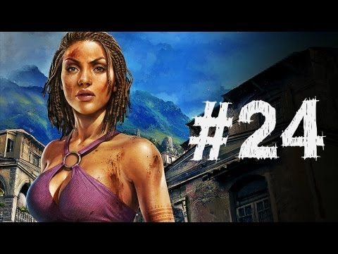 Dead Island Riptide Gameplay Walkthrough Part 24 - Fly Away - Chapter 10