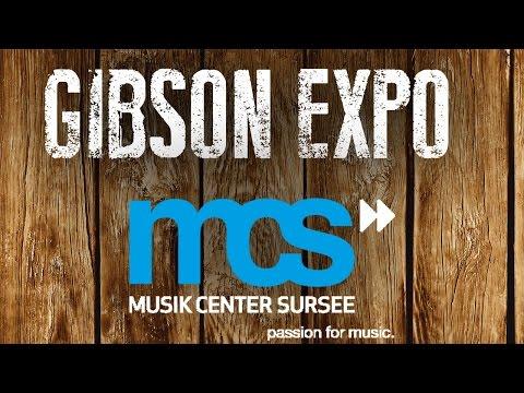 Gibson Expo (Musik Center Sursee)