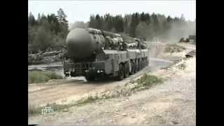 Topol-M missile launches