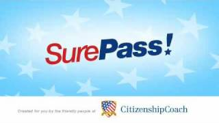 Citizenship Test Interview Questions - STUDY ONLINE!