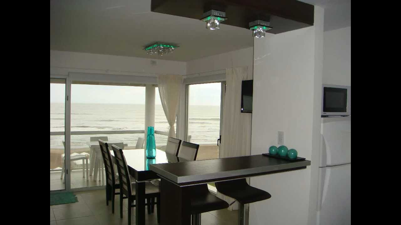 Alquiler pinamar frente al mar departamento 2 dormitorios for Casa moderna frente al mar