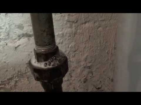 How To Tell If A Gas Pipe Is Leaking , Easiest Way To Check