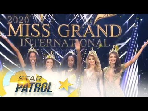 Pilipinas, bigong makuha ang korona ng Miss Grand International | Star Patrol